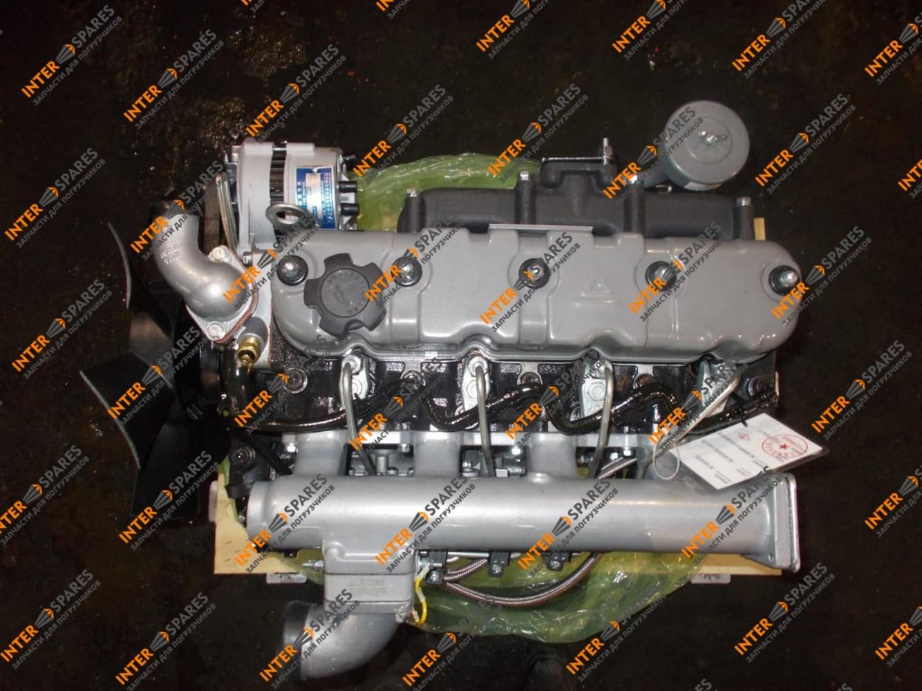 Двигатель в сборе Xinchai NC485BPG - 2
