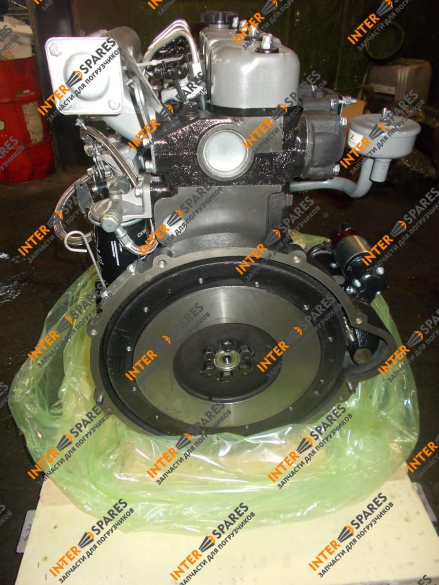 Двигатель в сборе Xinchai NC485BPG - 3